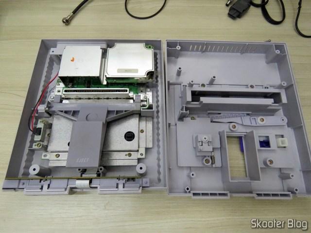 O Super Nintendo por dentro.