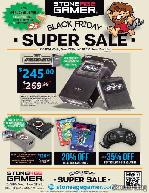 Black Friday 2019 na Stone Age Gamer - Página 1.