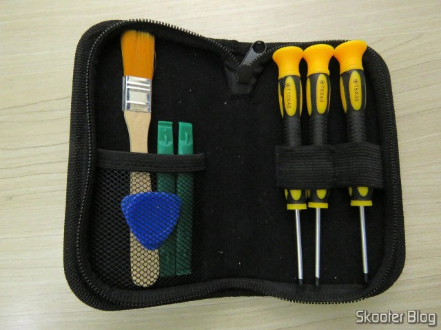 Fosmon Game Controller 7 Pieces Tool Repair Kit A1727.