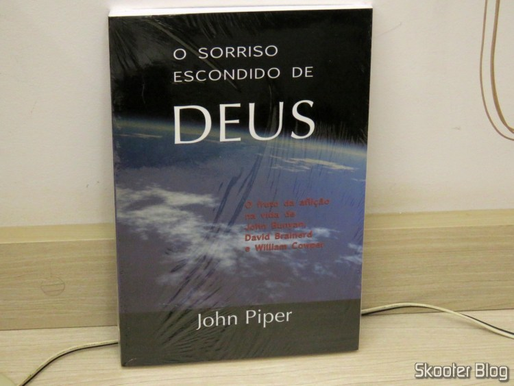 O Sorriso Escondido De Deus - John Piper.