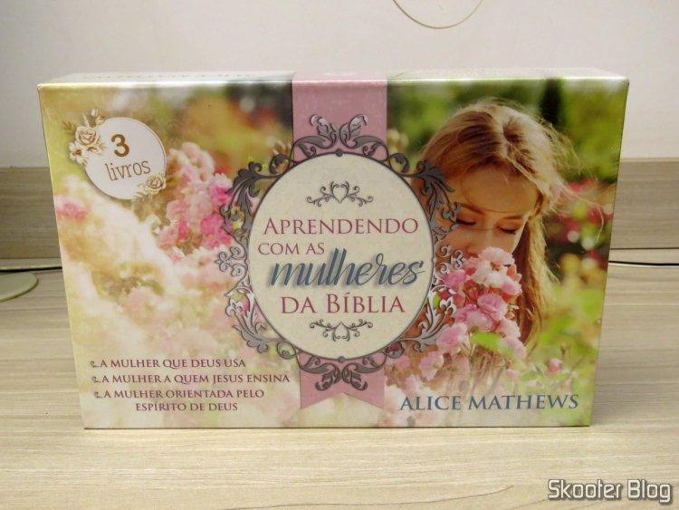 Box - Aprendendo Com as Mulheres da Bíblia - 3 Vols. - Alice Mathews.