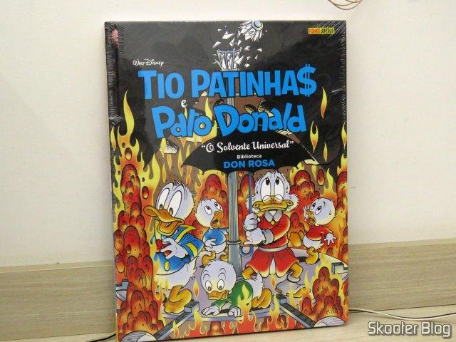O Solvente Universal - Biblioteca Don Rosa Tio Patinhas E Pato Donald.