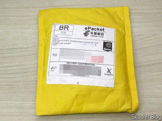 Pacote com 4 unidades da Cola T-7000 Zhan Li Da 15ml Preta Epoxy Líquida Multiuso.