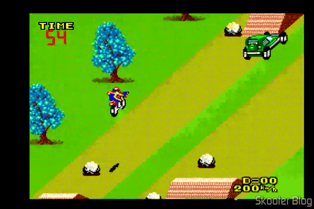 Super Cross (Enduro Racer) – Master System.