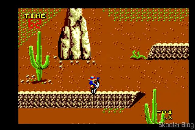 Super Cross (Enduro Racer) – Master System.