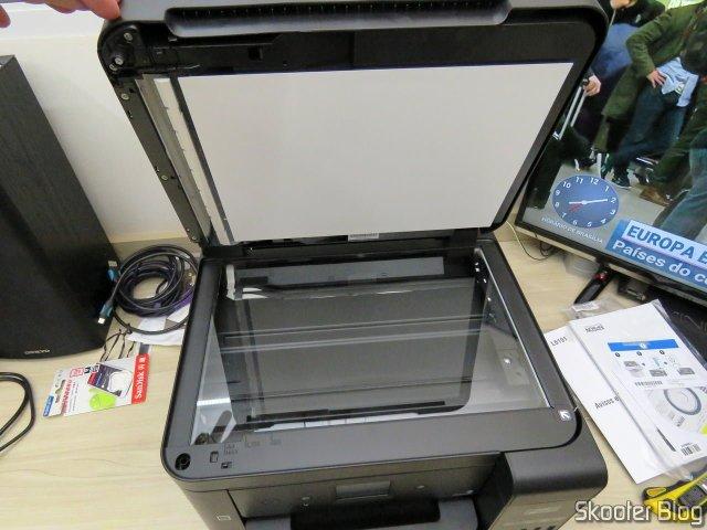 Mesa Digitalizadora da Multifuncional Epson EcoTank L6191.