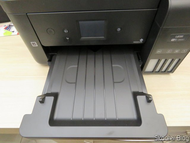 Epson EcoTank L6191 All-in-One Sheet Tray.
