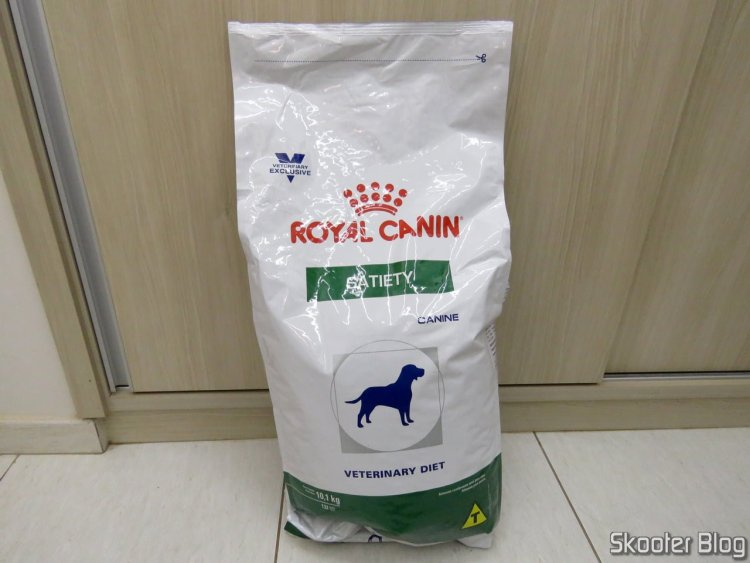 Royal Canin Satiety Dogs Food Pack 10,1kg.