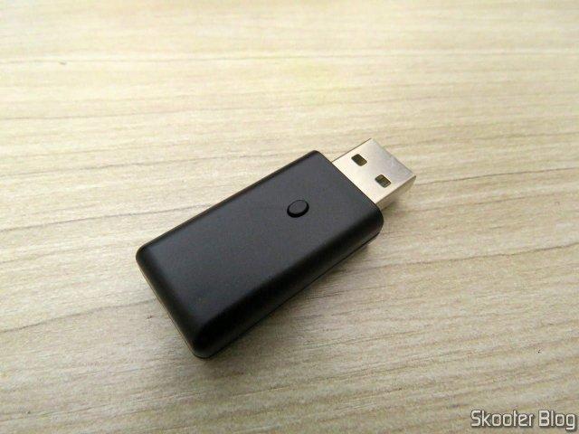 Receptor USB, para uso nos demais sistemas.