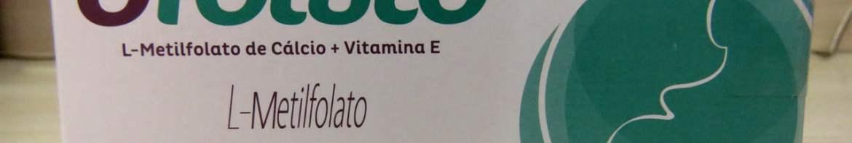 Ofolato c/90 Comprimidos - Ácido Fólico + Vitamina E.