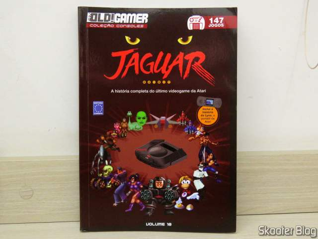 Dossiê OLD!Gamer: Jaguar – Volume 18.