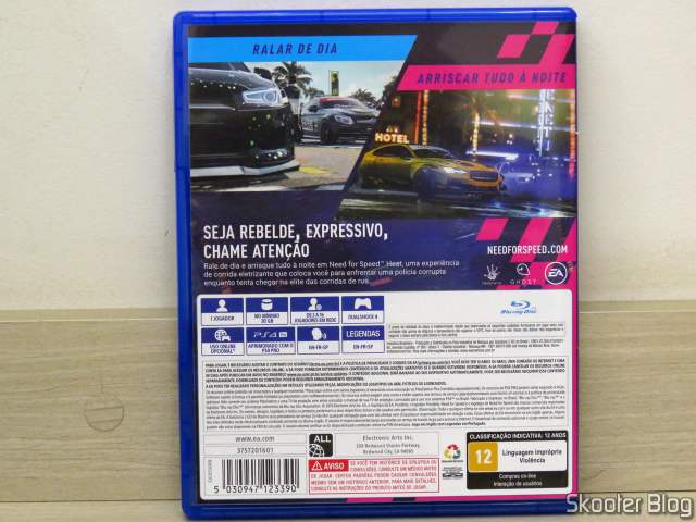 Need For Speed Heat - Playstation 4 (PS4).