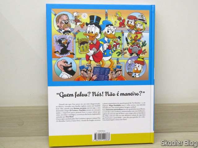 Biblioteca Don Rosa - Vol 9: O Retorno Dos Três Cavaleiros - Tio Patinhas e Pato Donald.