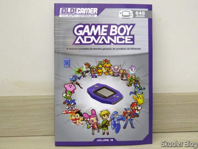 Dossiê Old! Gamer: Game Boy Advance - Volume 19.
