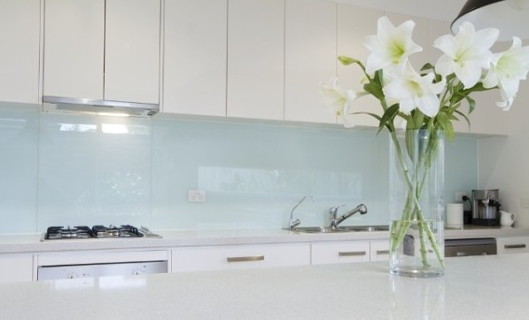 Glass splashbacks in West London