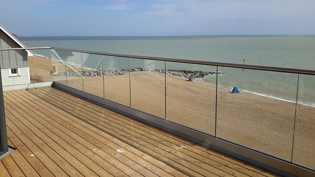 Now Fitting Glass Balustrades in Surrey