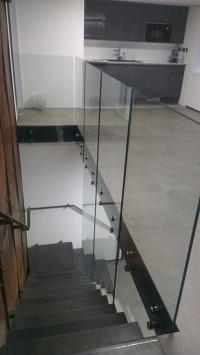 Specialist glass balustrades