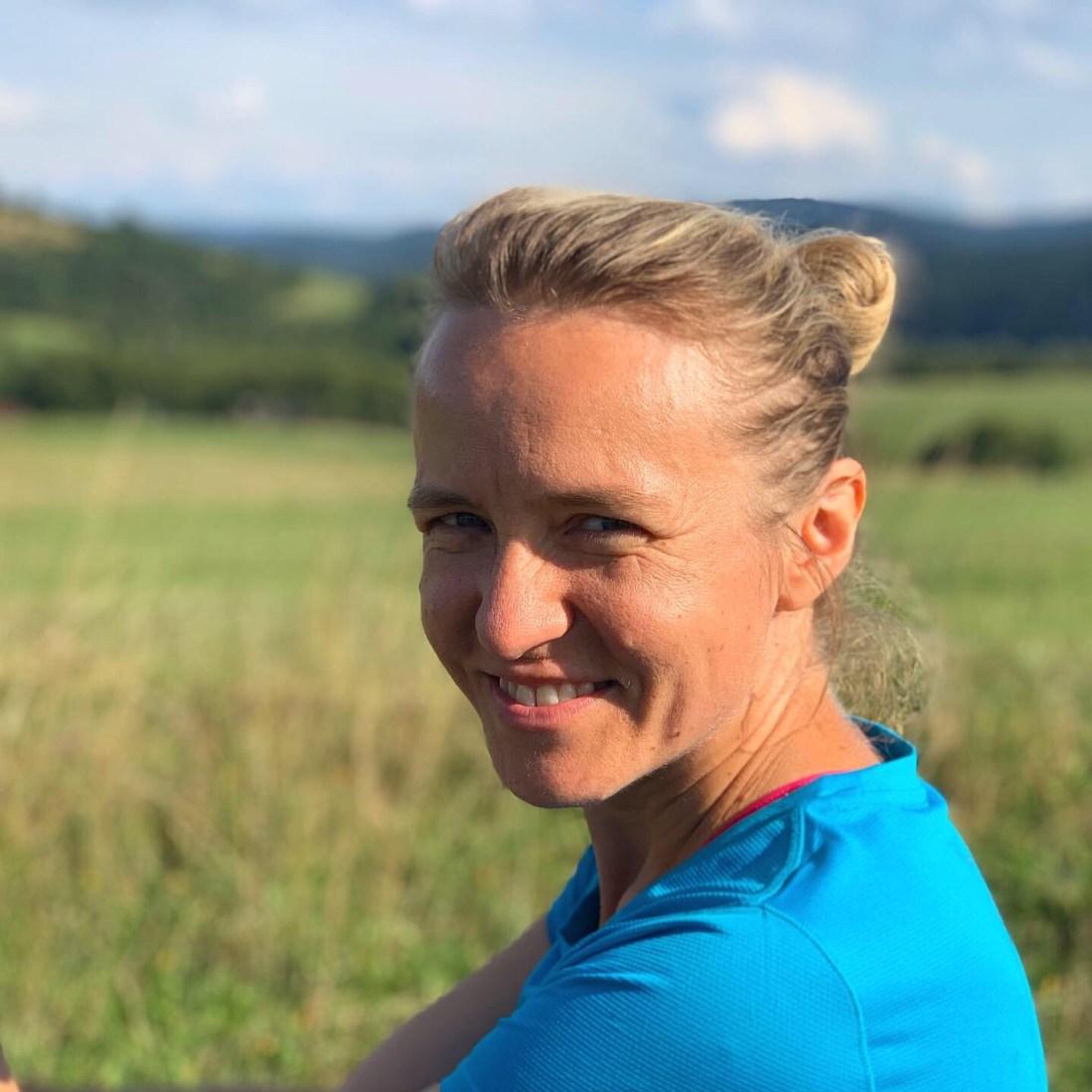 "Magdalena ""Lewka"" Jasińska (Lewandowska), Przewodnik 216"
