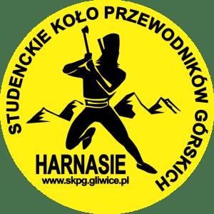 Logo SKPG Harnasie