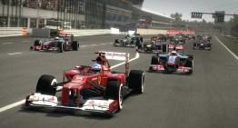 """صدور فيديو للجيم بلاى الخاص بلعبة """"F1 2013"""""""
