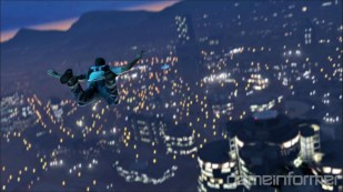 GTA V Base Jump