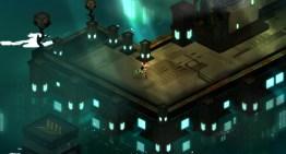 لعبة Transistor ستاتي اولا علي البلاي ستيشن 4