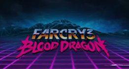 "أصدار فيديو قصير لـ""Far Cry 3: Blood Dragon"""