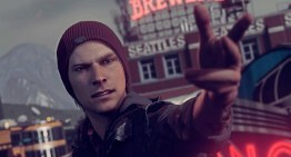 8 دقائق من inFamous Second Son