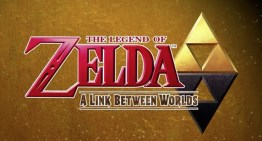 الاعلان عن لعبة The Legend of Zelda: A Link Between Worlds