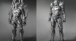 """تسريب """"أعمال فنية"""" من لعبة """"Dark Souls 2"""""""