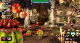 الاعلان عن Plants vs Zombies: Garden Warfare