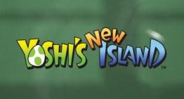 """أعلان لعبة """"Yoshi's New Island"""" الخاص للعرض فى مؤتمر E3"""