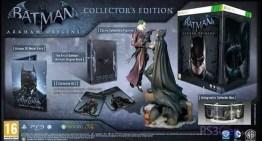 """ظهور نسخة الـ""""Collector's Edition"""" من لعبة """" Batman: Arkham Origins"""""""