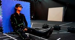 كوجيما ينشر صور لقيامه بعملية التقاط حركة للعبة ما