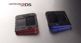 """Nintendo"" تعلن عن جهاز ""2DS"" وسوف يصدر فى أكتوبر القادم."