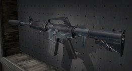 Counter-Strike: Global Offensive تحصل علي تحديث لاضافة كواتم الصوت