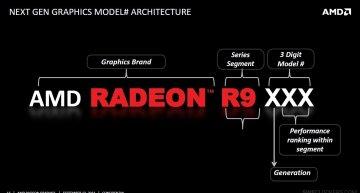 AMD تعلن عن سلسلة بطاقات R9 وR7 وR5