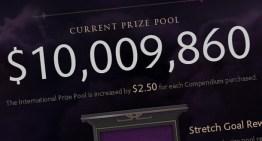 قيمة جايزة Dota 2 The International وصلت لـ10 ميلون دولار