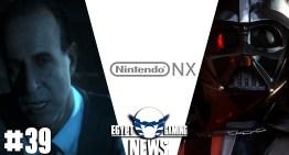 الحلقة 39 من EGN – التأكيد علي Until Dawn 2 و تقارير عن Nintendo NX و تفاصيل جديدة عن Star Wars Battlefront