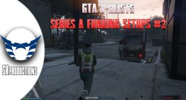 Gameplay : GTA V Heists Series A Funding Setups #2