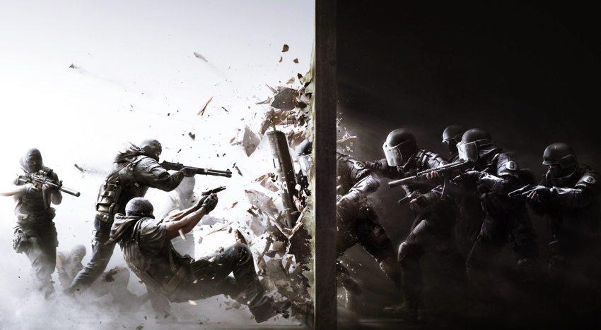دعم Rainbow Six Siege بمحتوي اضافي هيستمر لسنة اضافية
