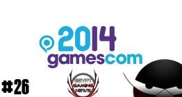 ملخص معرض Gamescom 2014