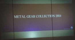 تلميح من Kojima عن مجموعة جديدة بأسم Metal Gear Collection 2014