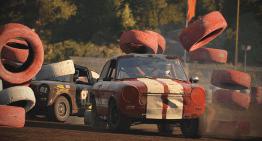 Next Car Game اخيرا بقى ليها اسم و هو Wreckfest
