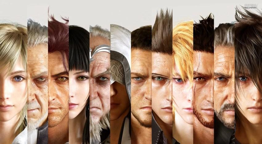 Final Fantasy 15 ليست كلها عالم مفتوح