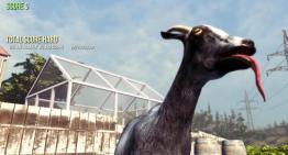 اضافة جديد للعبة Goat Simulator بروح العاب الـMMO