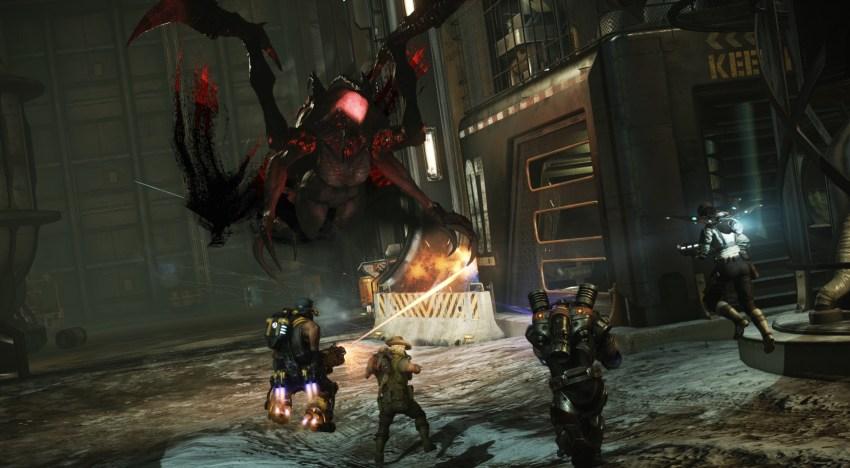 تطوير ستيديو Turtle Rock للعبة COOP جديدة مبنية علي الـDark Fantasy