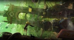 الاعلان عن Gravity Rush 2 و Gravity Rush Remastered للـPS4