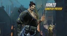 فيديو لشخص جديد متاح للعب في Overwatch و هو Hanzo