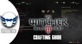 شرح تصنيع الادوية و الاسلحة في The Witcher 3